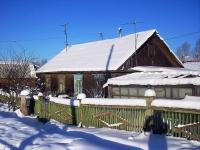 Братск, Звёздный 2-й переулок, дом 4. индивидуальный дом