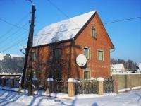 Братск, улица Лескова, дом 6. индивидуальный дом