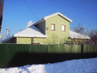 Братск, улица Лескова, дом 28. индивидуальный дом
