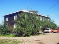 Братск, улица Мало-Амурская, дом 58. многоквартирный дом