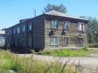 Bratsk, Malo-amurskaya st, 房屋 62. 公寓楼