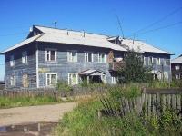 Братск, улица Мало-Амурская, дом 64. многоквартирный дом
