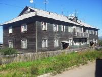 Братск, улица Мало-Амурская, дом 66. многоквартирный дом