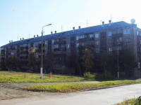 Братск, улица Некрасова, дом 4. многоквартирный дом