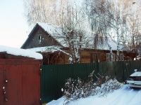 Bratsk, Pushkin st, house 8. Private house