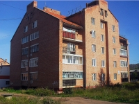 Bratsk, st Radishchev, house 6. Apartment house