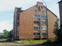 Bratsk, Radishchev st, house 6. Apartment house