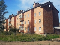 Bratsk, st Radishchev, house 8. Apartment house