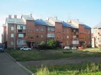 Bratsk, Radishchev st, house 10. Apartment house