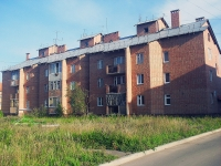 Bratsk, st Radishchev, house 10. Apartment house