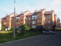 Bratsk, Radishchev st, house 12. Apartment house