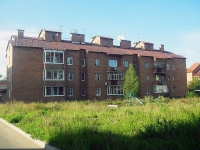 Bratsk, st Radishchev, house 12. Apartment house