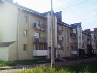 Bratsk, Radishchev st, house 14. Apartment house