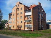 Bratsk, st Radishchev, house 16. Apartment house