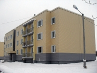 Bratsk, Radishchev st, house 26. Apartment house