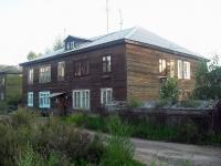 Братск, улица Тургенева, дом 16. многоквартирный дом