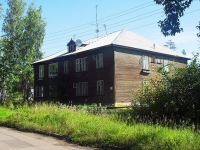 Bratsk, Pionerskaya st, house 6. Apartment house