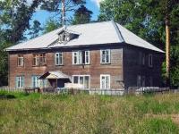 Bratsk, Pionerskaya st, house 10. Apartment house