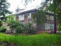 Bratsk, st Vesennyaya, house 1. Apartment house