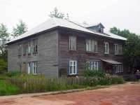 Bratsk, st Vesennyaya, house 3. Apartment house
