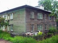 Bratsk, st Vesennyaya, house 4. Apartment house