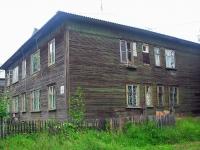 Bratsk, Vesennyaya st, 房屋 4. 公寓楼