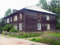 Bratsk, st Vesennyaya, house 5. Apartment house