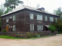 Bratsk, st Vesennyaya, house 6. Apartment house