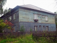 Bratsk, st Vesennyaya, house 9. Apartment house