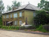 Bratsk, st Vesennyaya, house 10. Apartment house
