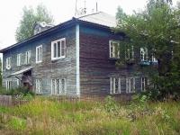 Bratsk, st Vesennyaya, house 13. Apartment house