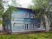 Братск, улица Весенняя, дом 13. многоквартирный дом