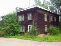 Bratsk, st Vesennyaya, house 17. Apartment house