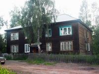 Bratsk, st Vesennyaya, house 18. Apartment house
