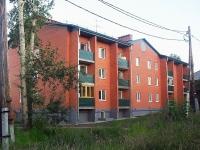 Bratsk, st Vesennyaya, house 20. Apartment house