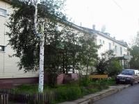 Bratsk, st Vesennyaya, house 20А. Apartment house