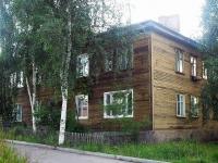 Братск, улица Весенняя, дом 24. многоквартирный дом