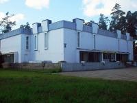 улица Гидростроителей, дом 54. музей истории Братскгэсстроя и г. Братска