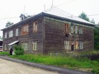 Братск, улица Коньшакова, дом 5. многоквартирный дом