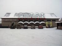 Братск, улица Коньшакова, дом 7. рынок Падунский