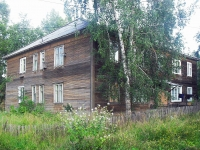 Bratsk, alley Lenin, house 15. Apartment house