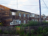 Bratsk, alley Lenin, house 18А. Apartment house