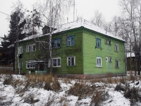 Bratsk, alley Lenin, house 20. Apartment house