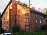 Bratsk,  , house 12. Apartment house