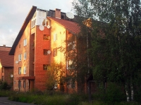 Bratsk,  , house 14. Apartment house
