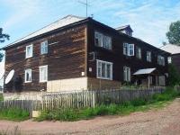 Bratsk, st Snezhnaya, house 2. Apartment house