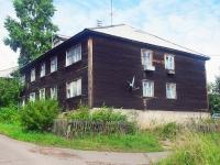 Bratsk, Snezhnaya st, 房屋 4. 公寓楼