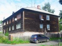 Bratsk, st Snezhnaya, house 6. Apartment house