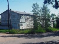 Bratsk, Snezhnaya st, 房屋 8. 公寓楼
