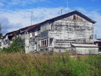 Bratsk, st Snezhnaya, house 8. Apartment house